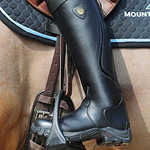 MOUNTAIN HORSE Unisex Winter Reitstiefel SNOWY RIVER schwarz regular/regular