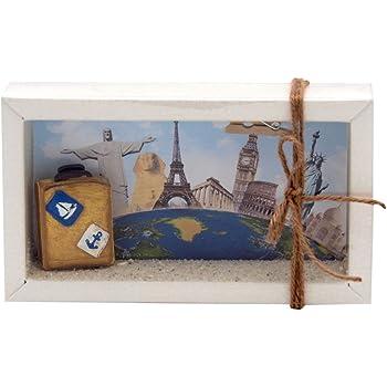 Zauberdeko Geldgeschenk Verpackung Frankreich Paris Urlaub