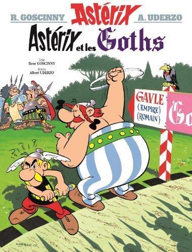 Astrix - Astrix et les goths - n? (French Edition) by Ren?Goscinny, Albert Urdezo (2004) Hardcover