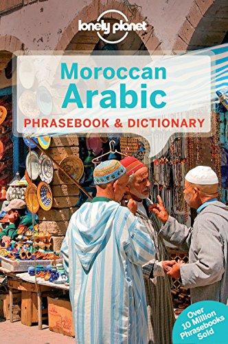 Moroccan Arabic phrasebook 4 (Phrasebooks) por AA. VV.