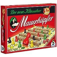 Schmidt-Spiele-49276-Mensch-rgere-Dich-nicht-Mauerhpfer Schmidt Spiele 49276 – Mensch ärgere Dich Nicht – Mauerhüpfer -