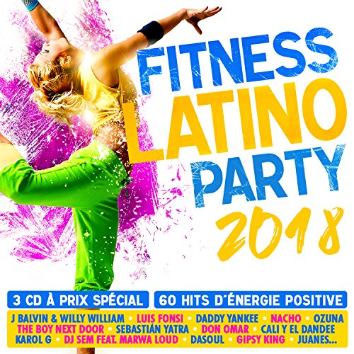 Fitness Latino Party 2018 Fitness Audio