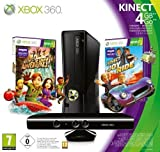 Microsoft Xbox 360 4GB Console with Kinect