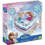 Au Sycomore Orb11529 Disney FrozenMosaico autoadhesivo, caja de corazón, colorazul