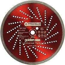 Gu/ß Metall Premium-Qualit/ät. Eisen S25/_/Ø 230 x 3,0 mm Sonnenflex Stahl 10x Trennscheibe