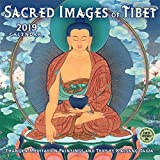 Sacred Images of Tibet 2019 Calendar: Thangka Meditation Paintings