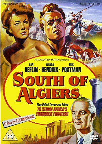 South of Algiers [DVD] by Eric Portman
