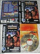Wrestle Mania - The Arcade Game - Sega Saturn
