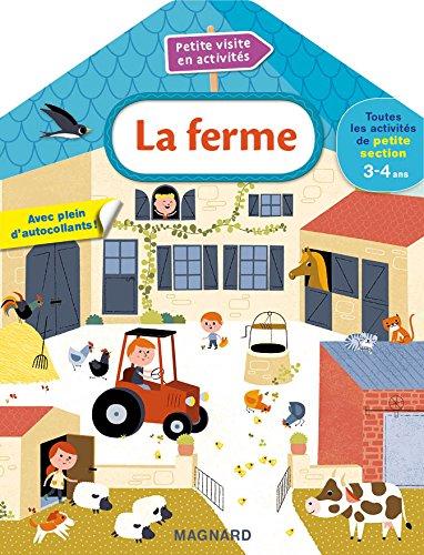 Petite visite en activités : La ferme PS par Aurélia Gallois-Lacroix