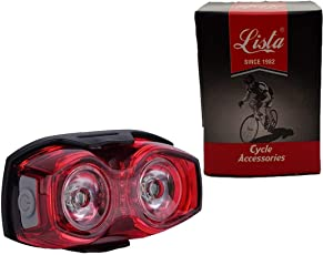 Lista Lista012 Raypal LED Bicycle Rear Tail Light