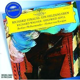 Strauss, R.: Ein Heldenleben / Wagner: Siegfried-Idyll