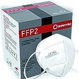 Shanyao - 30 pezzi Mascherina di Protezione FFP2 certificata CE standard EN149:2001+A1:2009 EU 2016/42 (30 mascherine)