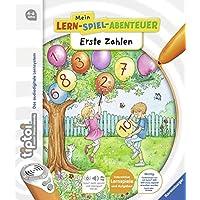 tiptoi-Erste-Zahlen-tiptoi-Mein-Lern-Spiel-Abenteuer tiptoi® Erste Zahlen (tiptoi® Mein Lern-Spiel-Abenteuer) -