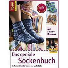 6f7f5c175d593f Das geniale Sockenbuch: Socken stricken für kleine und grosse Füsse