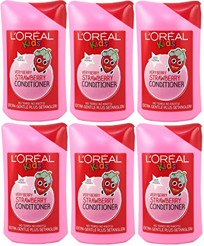 6x-loreal-paris-kids-very-berry-strawberry-conditioner-250ml
