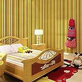 Bluelover Stripe Impermeabile Autoadesiva Parati Adesivi Murali Guardaroba Yellow Door Kitchen