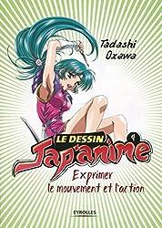 Le dessin jap'anime, Tome 4 : Exprimer le mouvement et l'action