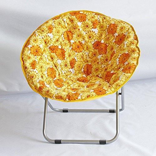 Sitzsäcke PHTW HTZ Lazy Sofa, Home Klappstuhl, Erwachsene Moon Stühle, Sonnenliegen, Faule...
