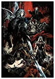 Instabuy Poster Castlevania: Curse of Darkness (B) - A3 (42x30 cm)