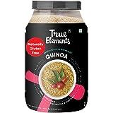 True Elements Quinoa 2kg - Gluten Free, Premium Quinoa Grain, Healthy Breakfast, Diet Food