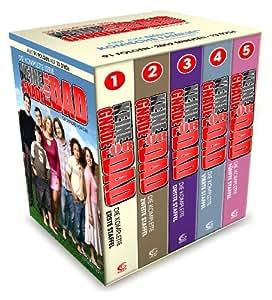 Keine Gnade für Dad (Grounded for Life) - Die Komplettbox mit allen 91 Folgen auf 13 DVDs