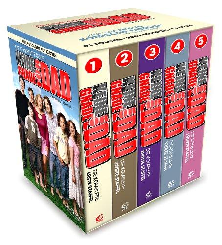 Keine Gnade für Dad (Grounded for Life) - Die Komplettbox mit allen 91 Folgen auf 13 DVDs (exklusiv bei Amazon.de) [Import allemand]