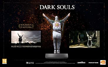 Bandai Namco Dark Souls, Solaire of Astora Amiibo - Limited - Nintendo Switch
