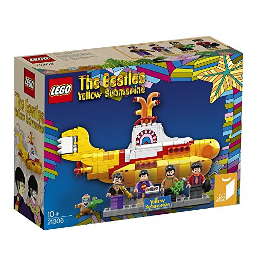 LEGO Ideas 21306 The Beatles - Yellow Submarine