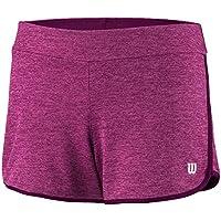 Wilson G CORE 3.5 SHORT - Pantalón corto, Niña, Morado(VERY BERRY/DARK PURPLE.)