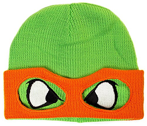 Teenage Mutant Ninja Turtles Beanie Wollmütze: Michelangelo