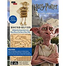 IncrediBuilds: Harry Potter: House-Elves: Deluxe Model and Book Set by Jody Revenson (2016-06-07)