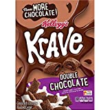 #10: Kellogg's Krave Double Chocolate Cereal - 312g (11oz)