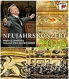New Year's Concert: 2016 - Vienna Philharmonic (Jansons) [Blu-ray]