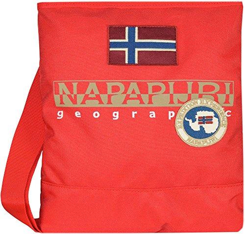 Napapijri tracolla uomo small crossover north cape N3R16 ghiaccio 9Q00N3R16ROS