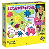 "Best Creativity for Kids Headbands - Creativity for Kids ""Fleece Fashions"" Craft Kit Review"