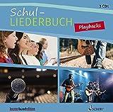 Schul-Liederbuch: Playbacks. 3 CDs.
