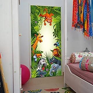Dschungel Tapete Kinderzimmer Heimwerker Markt De