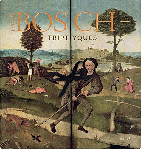 Jerôme Bosch, triptyques : Avec les reproductions de 5 triptyques