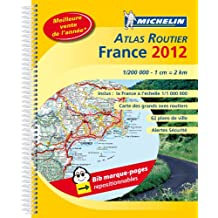 Atlas France Routier 2012 spirale