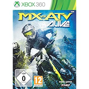 MX vs. ATV – Alive  – [Xbox 360]