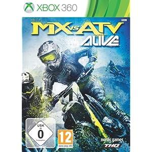 MX vs. ATV – Alive – [Xbox 360]
