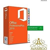 Office 2019 Professional Plus, Produktschlüssel, Aktivierungsschlüssel Download, Keine DVD USB
