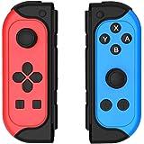 Mando Inalámbrico para Switch, Mandos Switch Wireless Bluetooth Controlador Gamepad Joystick de Repuesto con Función de Turbo