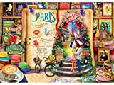 Heidi heidi4361Paris Art Puzzle (1000Teile)