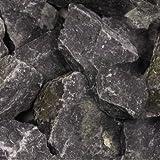 Basaltbruch Anthrazit 40 - 70 mm 1000 kg