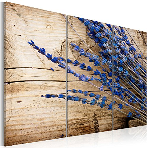 murando - Cuadro en Lienzo 120x80 !!! Cuadro en Lienzo - Impresion en calidad fotografica - Cuadro en lienzo tejido-no tejido flores 030210-132