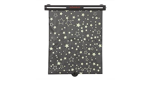 osigukltd Car Universal Sun Window Shade Blinder Retractable Starry Glow Night Diono New