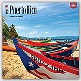 Puerto Rico 2017-18-Monatskalender mit freier TravelDays-App: Original BrownTrout-Kalender [Mehrsprachig] [Kalender] (Wall-Kalender) - BrownTrout Publisher