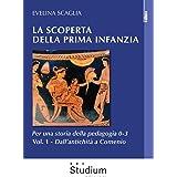 La scoperta della prima infanzia. Per una storia della pedagogia 0-3. Dall'antichità a Comenio (Vol. 1)