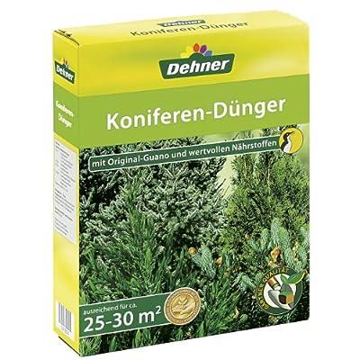 Dehner Koniferendünger, 2.5 kg, für ca. 25-30 qm von Dehner - Du und dein Garten